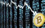 Биткоин уже меньше 6000$ – стремительное снижение и нет пути назад