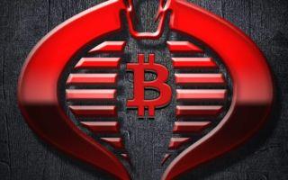 Cobra Bitcoin – большой брат, который следит за тобой
