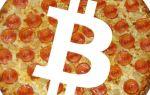 Парень купил пиццу за Биткоины