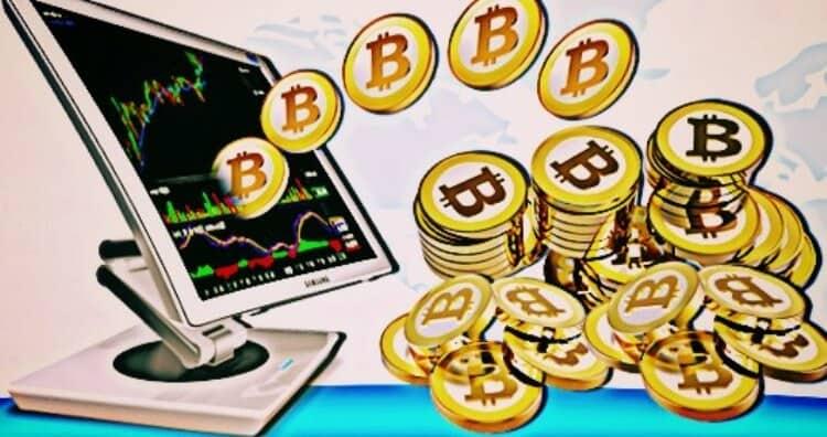 как заработать биткоины в интернете без вложений