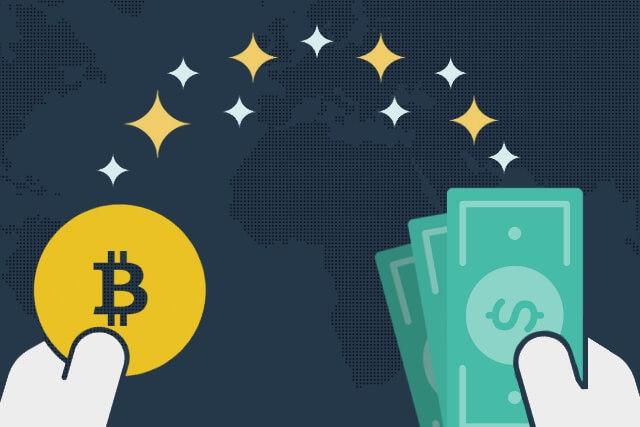 заработок на обмене биткоинов