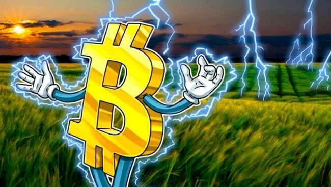lightning bitcoin как получить