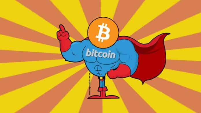супер биткоин цена