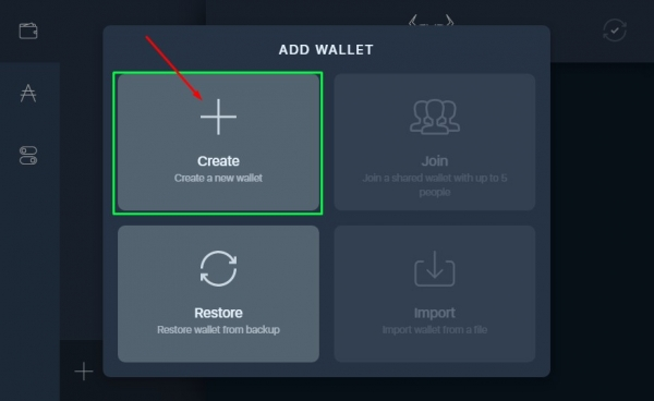 кардано криптовалюта кошелек