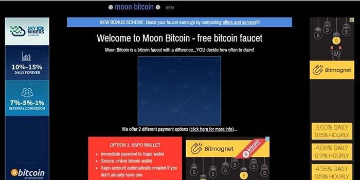 moon bitcoin вход на сайт