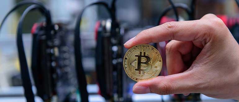 оборудование для майнинга биткоинов цена