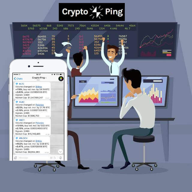 торговые сигналы для криптовалюты