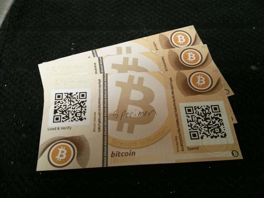 как вывести деньги с бумажного биткоин кошелька